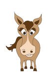 Horse cartoon Royalty Free Stock Photo