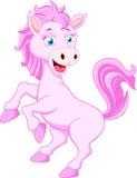 Horse cartoon character. Illustration of horse cartoon character Royalty Free Stock Image