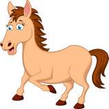 Horse cartoon. Illustration of horse cartoon character Stock Image