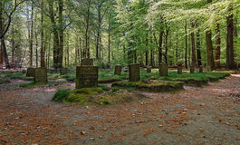 The Horse Cemetery of the Dutch royal family. Stock Image