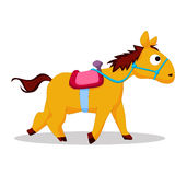 Horse so cute Royalty Free Stock Photography