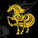 Horse design -  illustration Royalty Free Stock Photos
