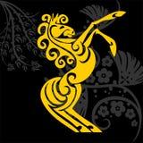 Horse design -  illustration Royalty Free Stock Image