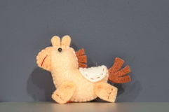 Horse Doll Stock Photography