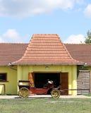Horse drawn carriage Stock Photos