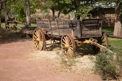 Horse-drawn vehicle Royalty Free Stock Image