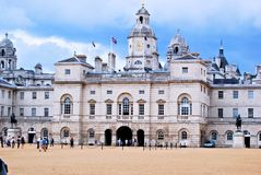 Horse Guard Building Stock Image