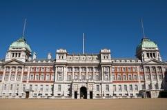 Horse Guard Parade in London Royalty Free Stock Photos