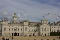 Horse Guard's Palace in London Royalty Free Stock Image