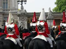 Horse Guards Royalty Free Stock Photos