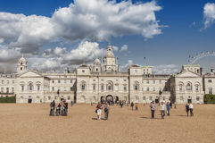 Horse guards Building Royalty Free Stock Photo