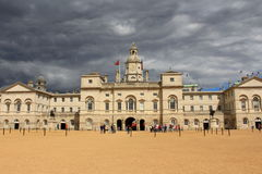 Horse Guards building London Royalty Free Stock Photo