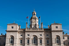 Horse Guards Building Royalty Free Stock Images