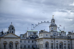 Horse Guards building at London, England Stock Images