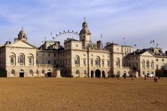 Horse Guards Building, London Royalty Free Stock Image