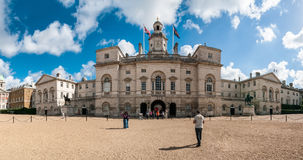 Horse Guards building in London, UK Stock Photos