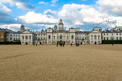 Horse Guards Building in London Royalty Free Stock Image