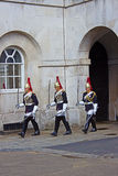 Horse Guards Stock Photo
