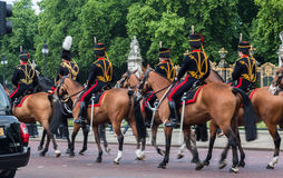 Horse Guards London England Royalty Free Stock Image