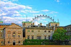 Horse Guards Palace 01 royalty free stock photography