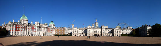 Horse Guards Parade Stock Photo