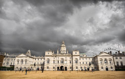 Horse Guards Parade Royalty Free Stock Image