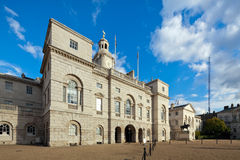 Horse Guards Parade buildings, London, UK Stock Photo
