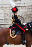 The Horse Guards Parade in London Stock Photo