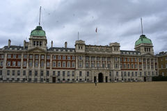 Horse guards parade Stock Images