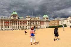 Horse Guards Parade London Royalty Free Stock Photo