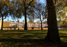 Horse Guards Parade London Royalty Free Stock Image