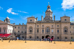 Horse Guards Parade. London. UK Royalty Free Stock Photo
