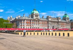 Horse Guards Parade. London. UK Royalty Free Stock Images