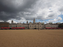 Horse Guards parade in London. LONDON, UK - CIRCA JUNE 2017: Horse Guards parade ground Royalty Free Stock Images