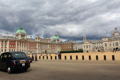 Horse Guards Road London Stock Images