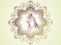 Horse 08 Royalty Free Stock Images