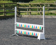 Horse Jump. Stock Photography
