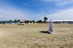 Horse jump course at the equitation contest. In Bucharest royalty free stock photography