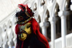 Horse like mask Royalty Free Stock Photography