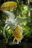 Horse Limestone statue Bali Stock Photos