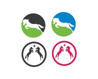 Horse Logo Template Vector illustration vector illustration