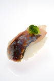 Horse mackerel sushi Stock Photography