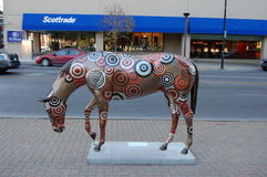 Horse Mania 2010 Royalty Free Stock Photography