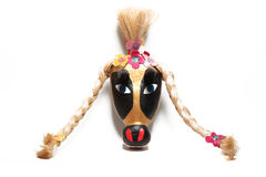 Horse mask Royalty Free Stock Image