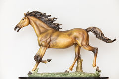 Horse model Royalty Free Stock Photo