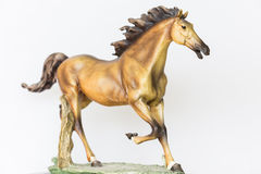 Horse model Royalty Free Stock Image