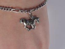 Horse pendant Stock Photo