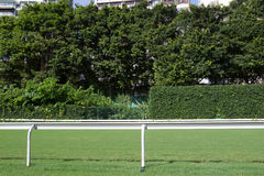 Horse Race Track Stock Images