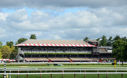 Horse race track Royalty Free Stock Photography