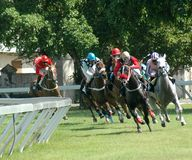 Horse racing Royalty Free Stock Images